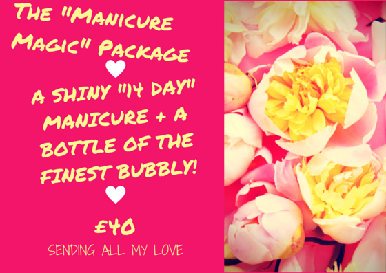 The Manicure Magic Package