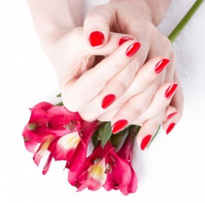 Have a Shellac or Gel Manicure with IBX and get a file and polish for feet for FREE!