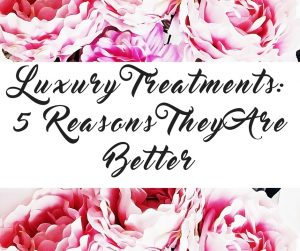 luxury treatments london