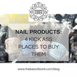 buy nail products